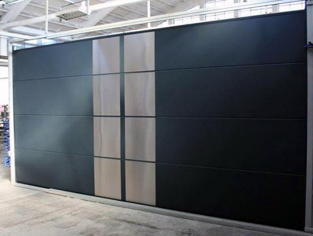 Porte de garage mca actualit s portes de garages sp ciales for Global market porte de garage