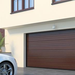 Promotie MCA la usile de garaj sectionale Benefit