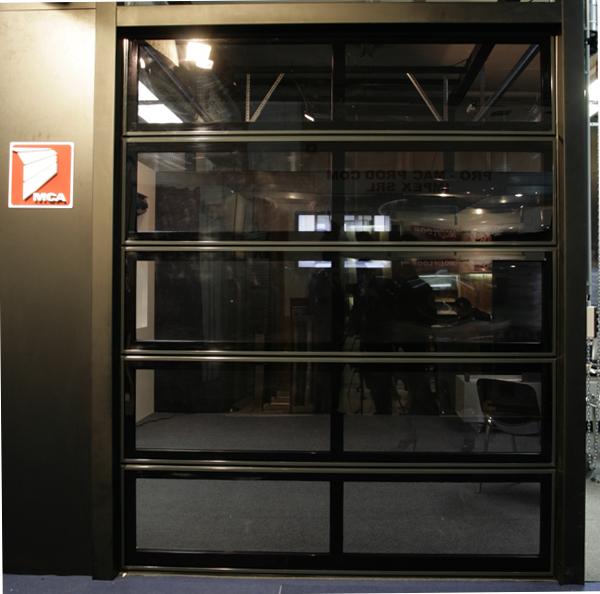 Les portes de garage Lite de MCA LITE