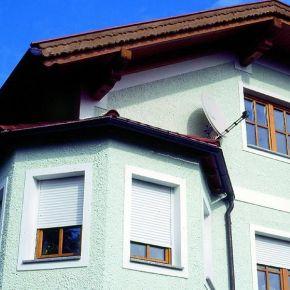 Temperatura din casa, redusa cu cinci grade vara cu ajutorul rulourilor exterioare termostor
