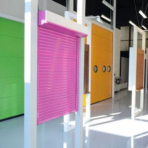 MCA Grup a lansat la Timisoara cel mai mare showroom de usi de garaj din Romania