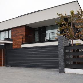 МСА Груп представя за първи път алуминиеви портали и огради на панаира Конструкт Експо Румъния 2014