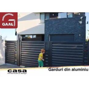 Primul video cu garduri si porti de aluminiu GAAL!