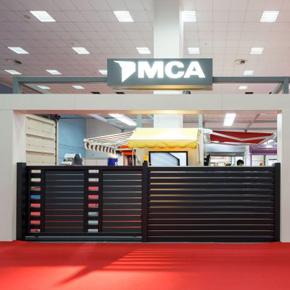 Garduri si porti de aluminiu, pe www.gaal-mca.com.