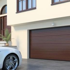 Alege usa de garaj ideala dupa model, textura si culoare