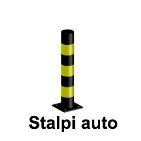 Ghidaje si stalpi auto pentru siguranta in complexuri industriale