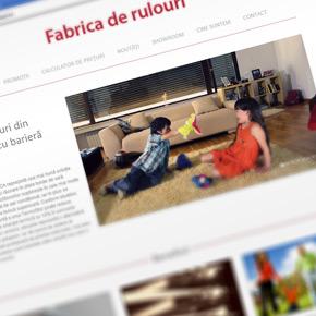 MCA lanseaza www.FabricaDeRulouri.ro