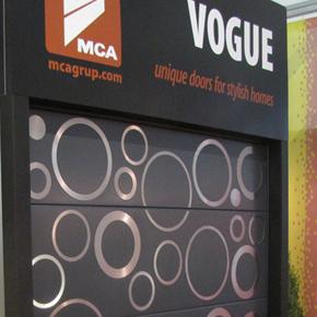 Usi de garaj MCA la SEEBEE 2012 - Belgrad