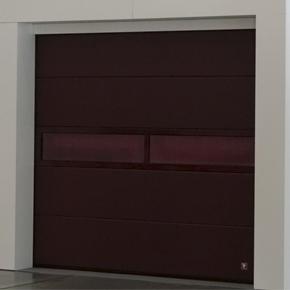 """Le fabricant roumain MCA lance """"Power Door"""" à Paris, une porte de garage qui produit de l'énergie po"""