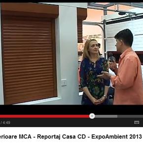 Rulourile exterioare termostor MCA, la Casa Constructie si Design, Prima TV