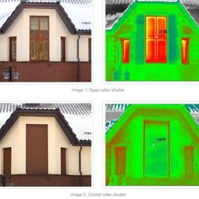 Ново изследване : външните ролетни щори намаляват топлинните загуби през прозорците с 30%