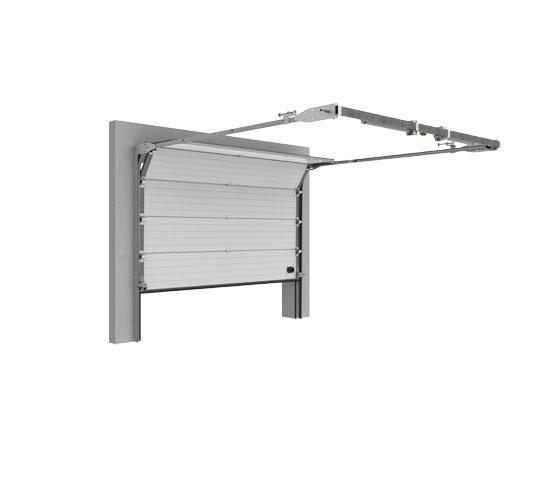 SLR de la MCA Grup, cel mai nou sistem de culisare pentru usi industriale