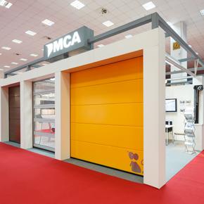 Le fabricant MCA, présent sur le marché français depuis 2012, a comme objectif de vendre des portes