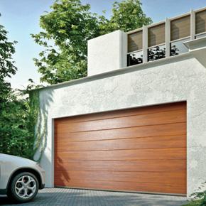Promotion mars-avril 2015: 16% de réduction pour les portes de garage sectionnelles MCA