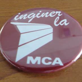Inginer pentru o zi la MCA