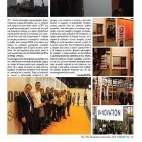 Equip Baie - Prezenta romaneasca in cadrul expozitiei de la Paris