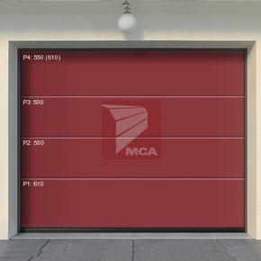 usa de garaj MCA Benefit XL, din stoc, cod 58898A