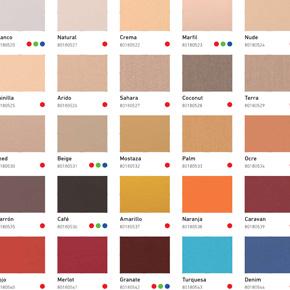 Actualizare paleta materiale textile pentru copertine disponibile in stoc, cu livrare rapida